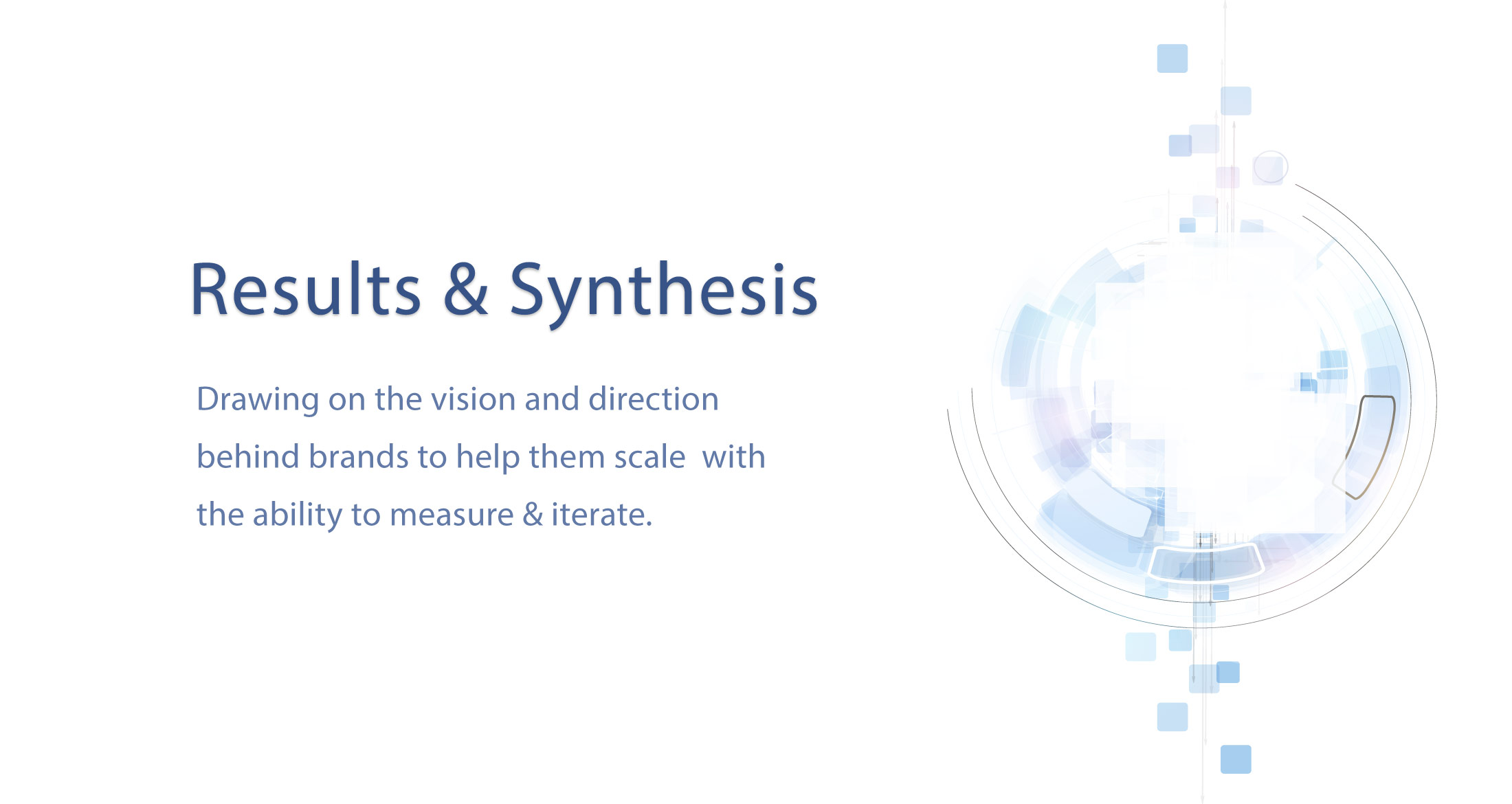 Results & Synthesis